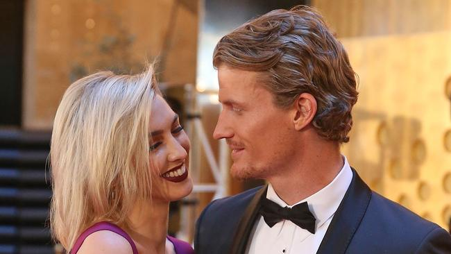 Richie Strahan breaks silence on split with Alex Nation
