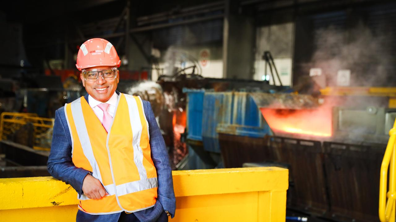 Sanjeev Gupta flags plans to float his US steel business in