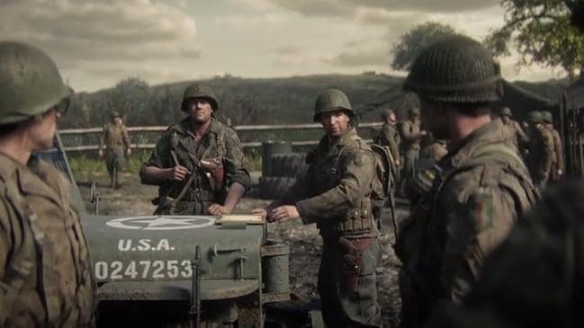 Game trailer: Call of Duty WWII