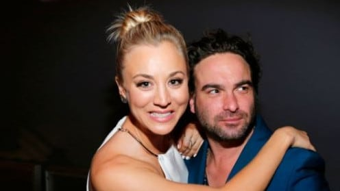 Cuoco dating costar johnny galecki married. Dating for one night.