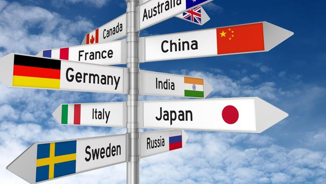 Western travellers struggle to say Japanese names correctly. Picture: iStock.