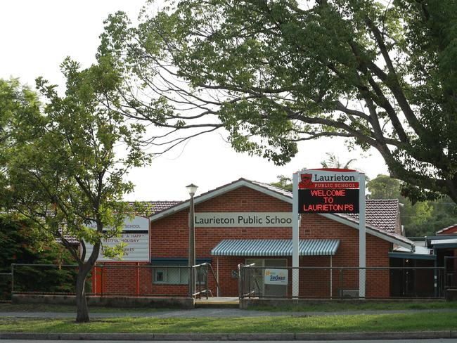 Laurieton Public School will be part of the focus of the next stage of the William Tyrrell inquest. Picture: Britta Campion.