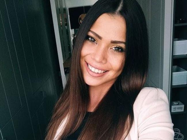 Dutch model Ivana Smit. Picture: Instagram