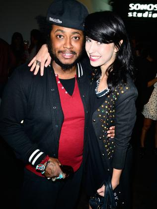 Respected American bassist Thundercat became one of Kimbra's most trusted sounding boards. Picture: Jerod Harris/Getty Images