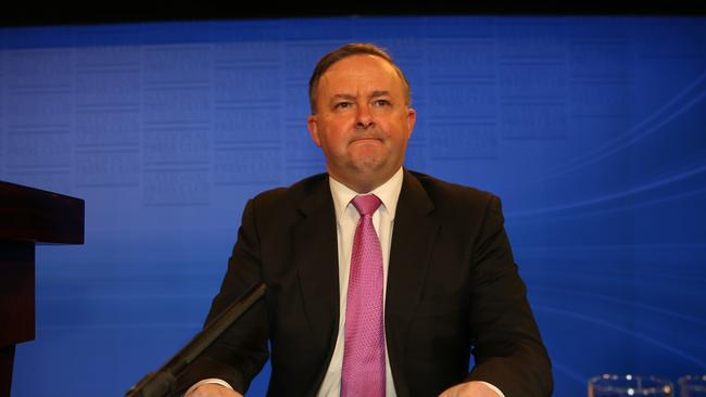 Anthony Albanese has expressed concerns about press freedom after parliament beefed up ASIO powers earlier this month. Picture: Gary Ramage