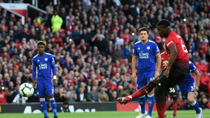 Manchester United V Leicester City Result Goals Video