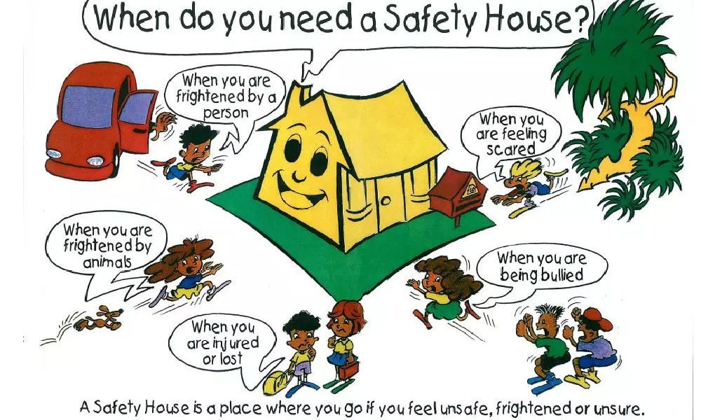 When do you need a safety house