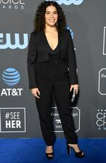 America Ferrera attends the 24th annual Critics' Choice Awards at Barker Hangar on January 13, 2019 in Santa Monica, California. (Photo by Frazer Harrison/Getty Images)