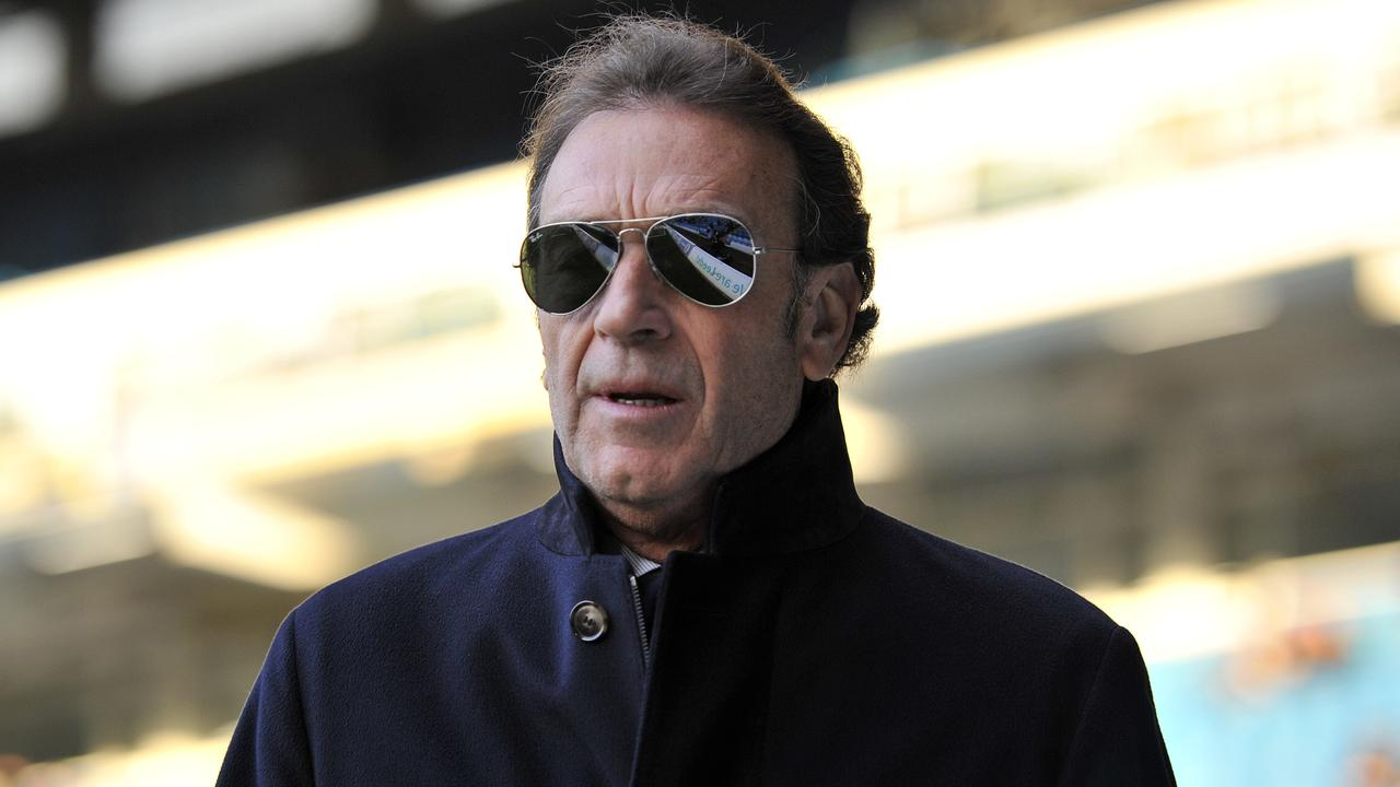 Massimo Cellino didn't last long at Leeds.