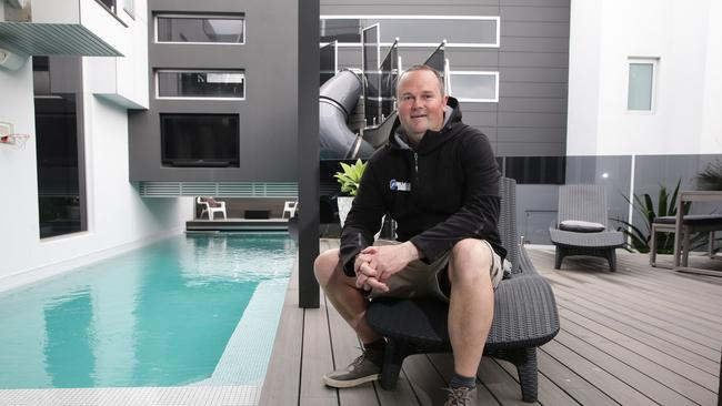 Mark Le Maistre has sold his family home at Ocean Grove. Picture: Peter Ristevski