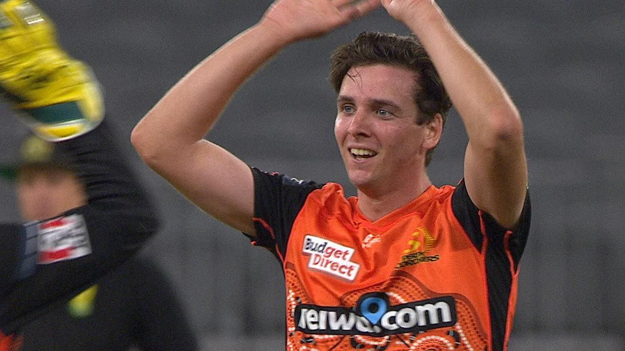 Jhye Richardson finished with four wickets.