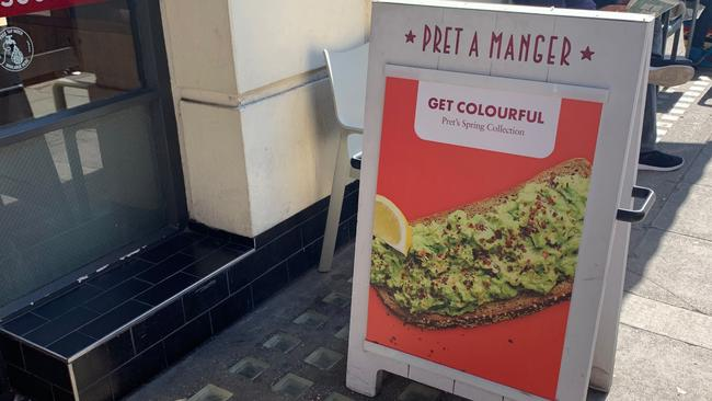 British food chain Pret a Manger is shouting about its avo smash. It shouldn't.