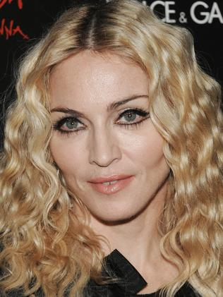 "Madonna called Lady Gaga ""reductive"". Picture: AP"