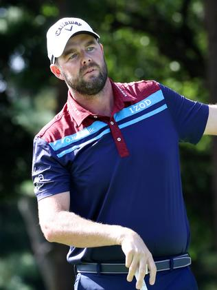 Marc Leishman has been named to take on the US in Melbourne.