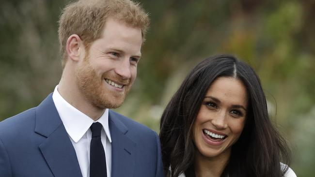 """Sources say the former actress found Royal life """"soul crushing"""". Picture: AP Photo."""