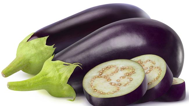 Eggplants are a fruit because they have seeds.