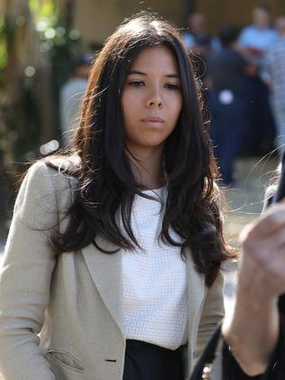 Nicola Teo appeared at Windsor court. Picture John Grainger