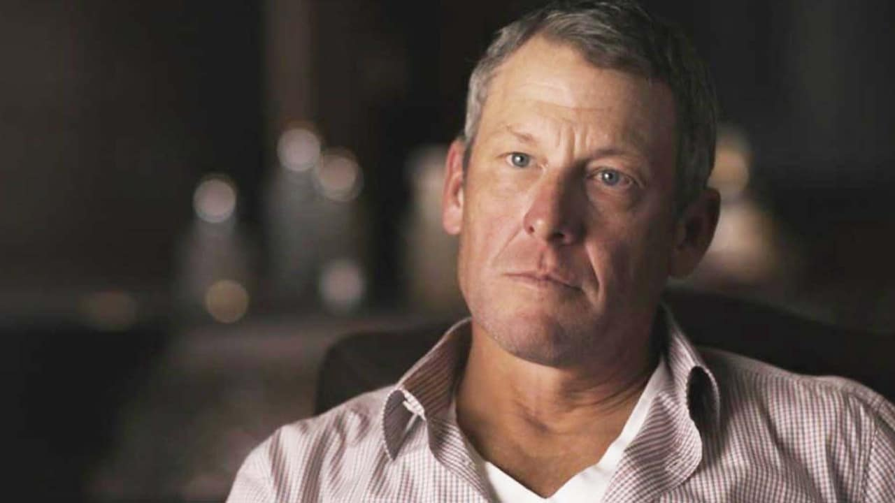 Lance Armstrong in LANCE. Credit: ESPN/DLP Media Group