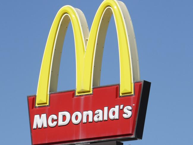 McDonald's has parted company with a manager in Mildura, Victoria. Picture: Michaela O'Neill.