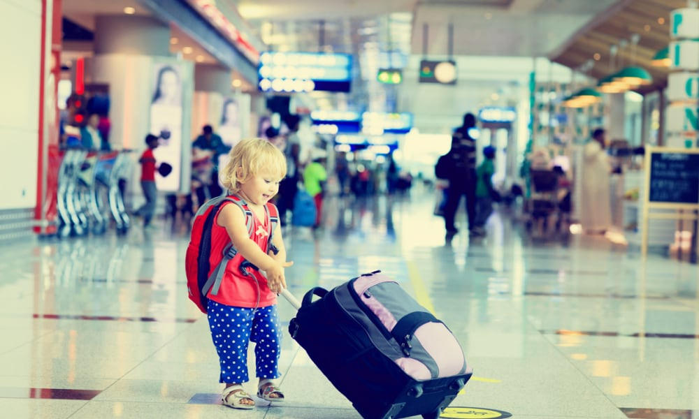 5 top tips for dodging excess baggage fees when travelling with the family