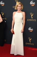 Julie Bowen attends the 68th Annual Primetime Emmy Awards on September 18, 2016 in Los Angeles, California. Picture: AP