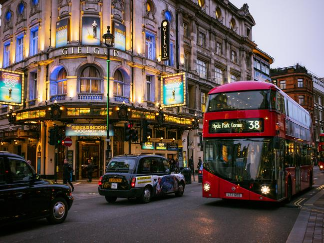 London was tourists' second-favourite city to visit in 2017.