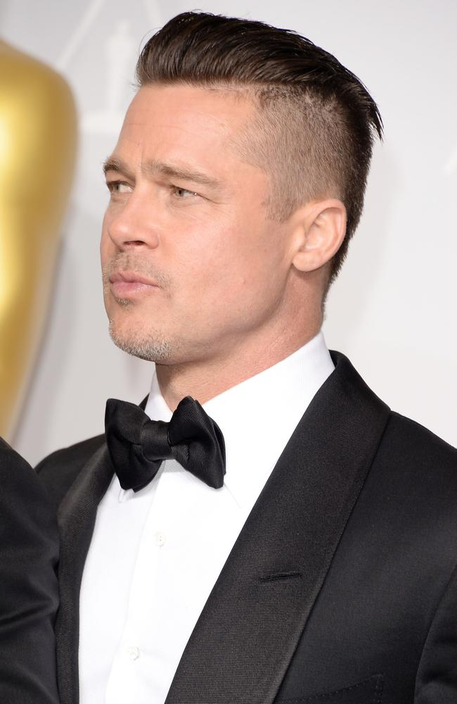 Brad Pitt, at the Oscars on March 2, 2014.