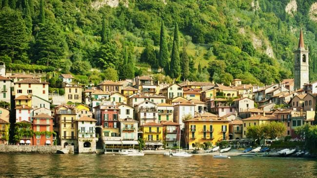 Enjoy it while you can, Italy is expected to be a desert nation in 70 years. Picture: Supplied