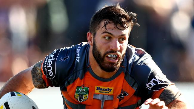 TJames Tedesco in action. Picture: Gregg Porteous