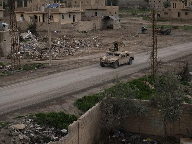 In a foreboding sign on Thursday, the IS claimed responsibility for back-to-back suicide attacks. Picture: AP/Felipe Dana