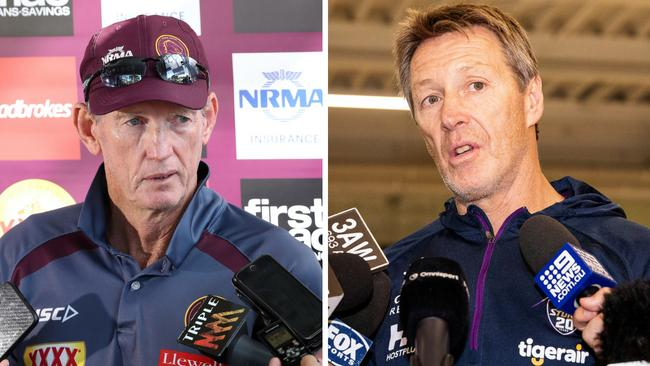 The coaching tug of war over Wayne Bennett and Craig Bellamy is huge NRL news.