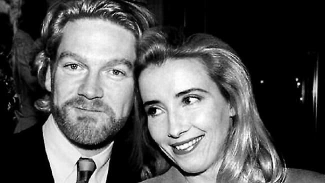 Kenneth Branagh and Emma Thompson. Photo: AP/File