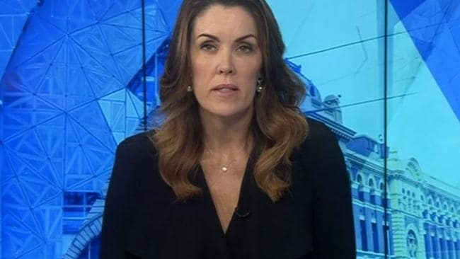 Peta Credlin on Sky News.