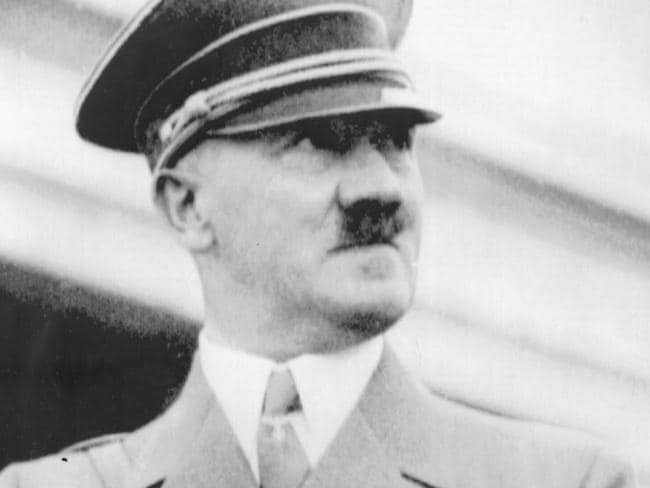 Though she was in such proximity to Hitler, she never actually laid eyes on him.