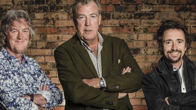 Top Gear hosts Jeremy Clarkson, James May quit studio