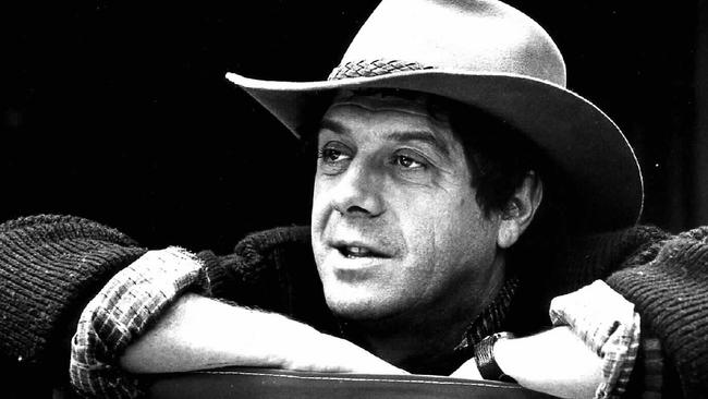 Lifelong friends ... Molly Meldrum worked with journalist Ed Nimmervoll at Go-Set magazine in the 1960s.