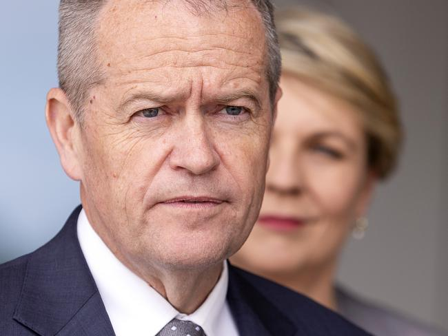 The Labor party is in a favoured position. Picture: Daniel Pockett