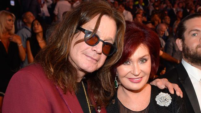 Sharon Osbourne's husband, Ozzy, has struggled with addiction. Picture: Bryan Steffy/Getty Images