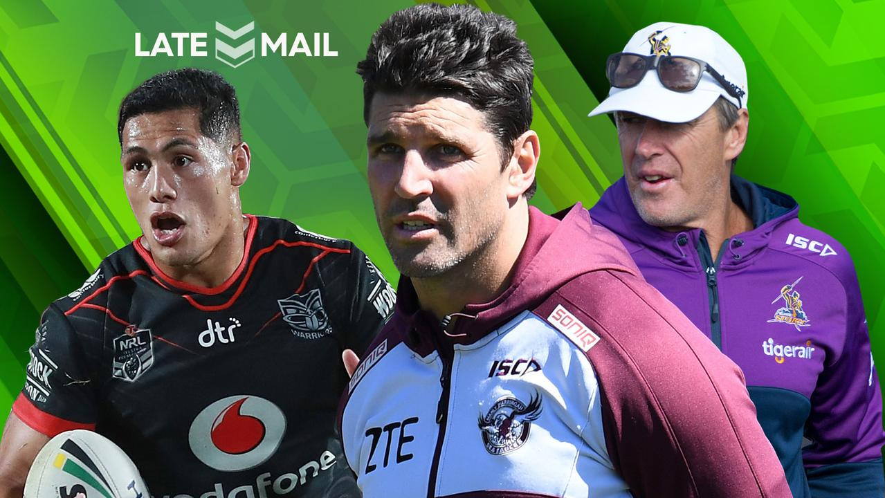 NRL 2018: Late Mail Round 14.