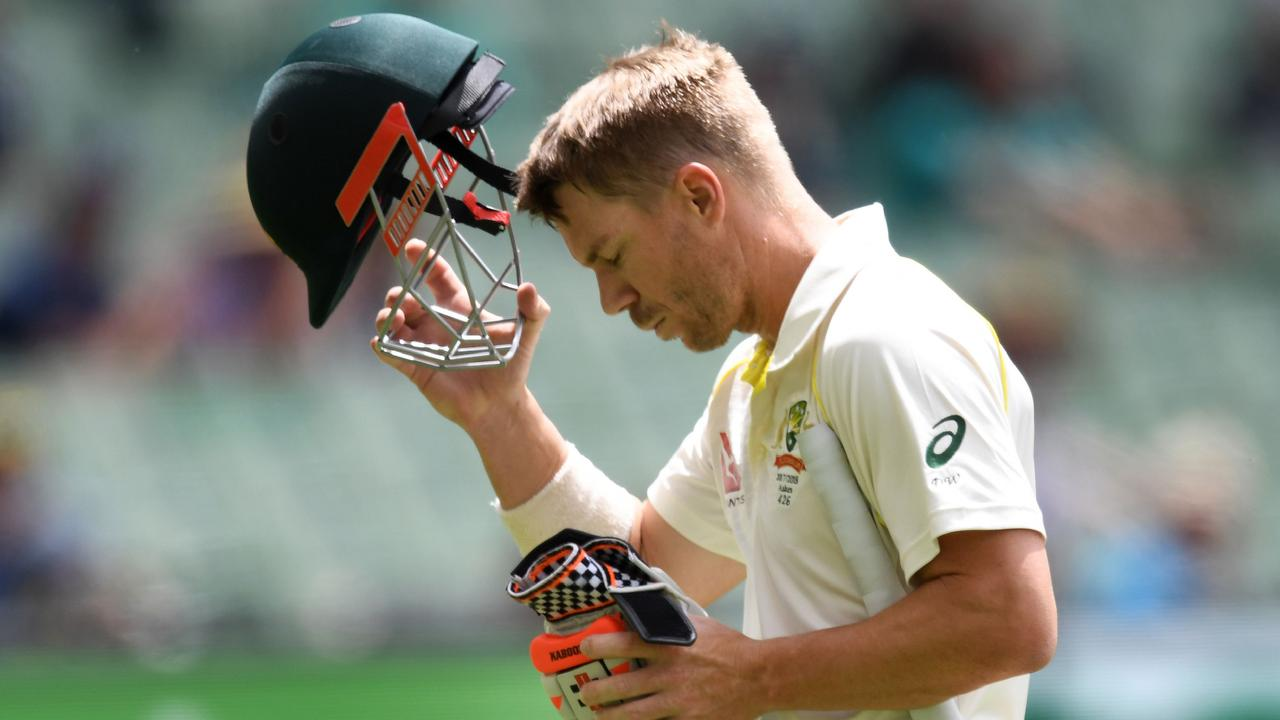 David Warner is set to return to the fold in coming months. Photo: William West/AFP.