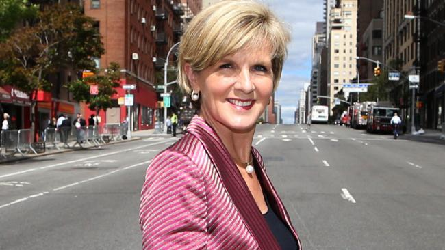10 things to know about Julie Bishop
