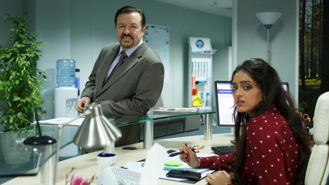 David Brent Movie Life On The Road A Box Office Flop