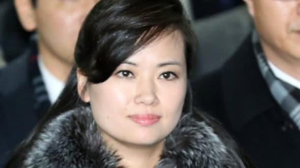 South Korean media reported pop star Hyon Song-wol had been executed earlier this year. Picture: EPA