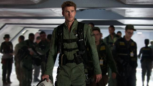 Liam Hemsworth stars in Independence Day: Resurgence, opening in theatres nationwide on June 24. Picture: Claudette Barius / 20th Century Fox