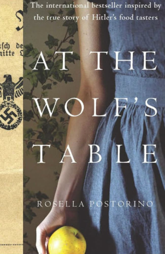 At The Wolf's Table is based on Ms Wolk's life.