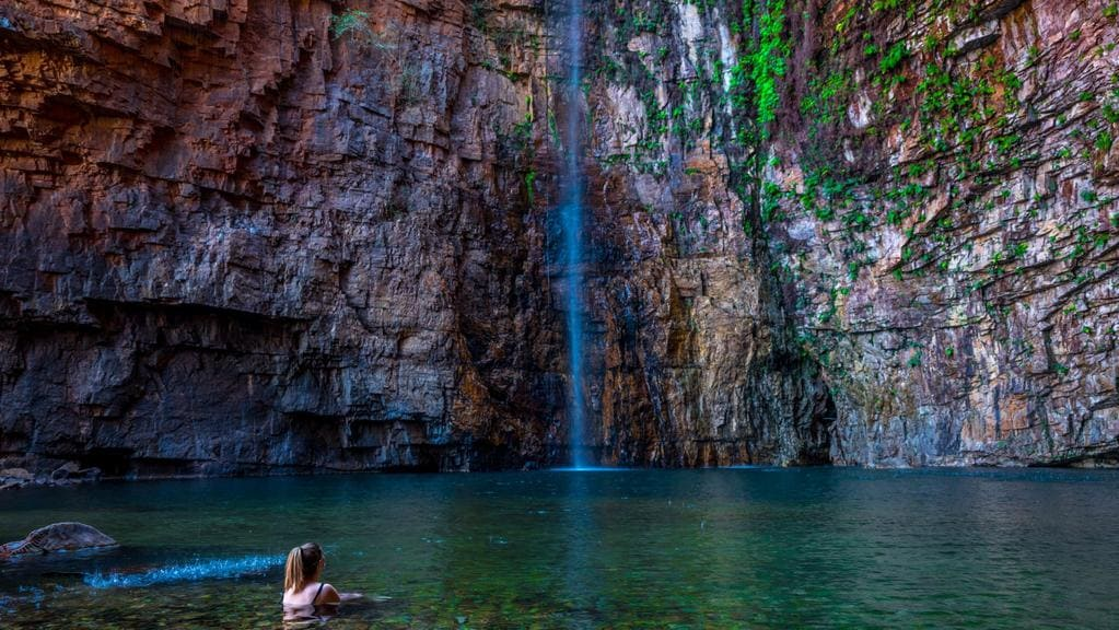 Australia s best natural pools wyadup cardwell spa pools and more escape for Natural swimming pools australia