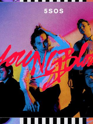 5SOS's Youngblood cover: Pic EMI Music