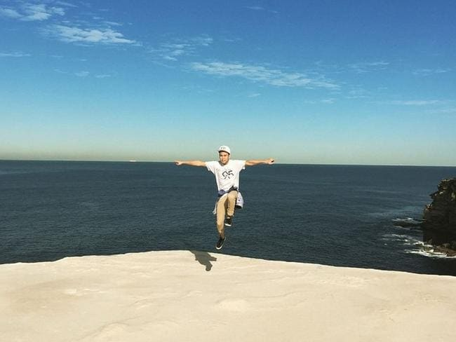 Wedding Cake Rock in NSW was cordoned off because tourists couldn't stop taking selfies.