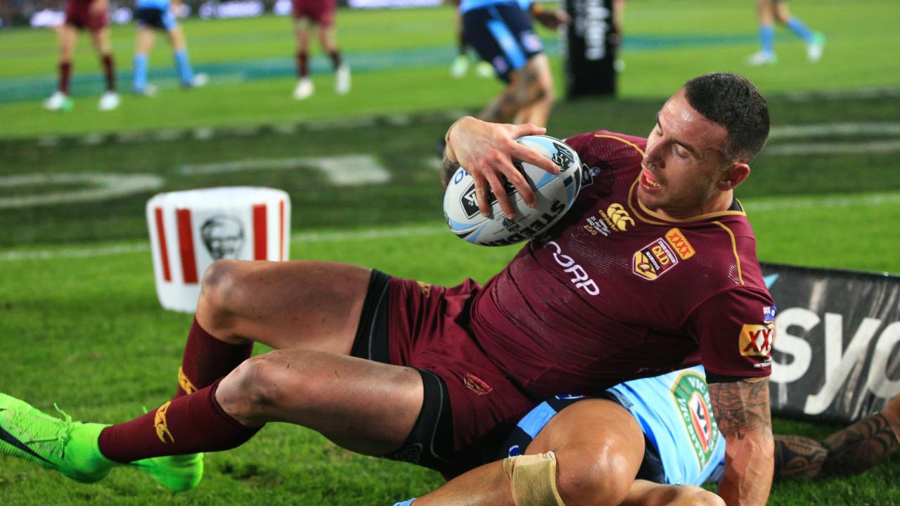 Darius Boyd may get another chance to show off his Origin ability.