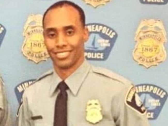 Mohamed Noor, the Minneapolis police officer who shot and killed Justine Damond, an Australian yoga teacher and spiritual healer.